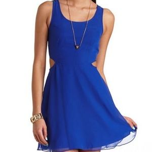Charlotte Russe | Side Cut Out Dress
